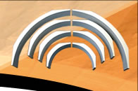 Instant Arch, reliable, pre-manufactured building product that comes in variety of sizes to provide your arch needs.